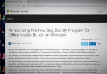 Bug-Bounty-Hunter-Microsoft-Office-Insider