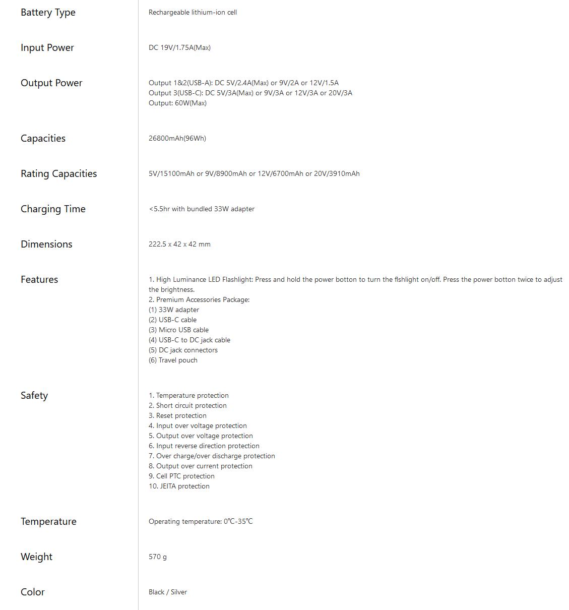 spesifikasi-Asus-ZenPower-Max