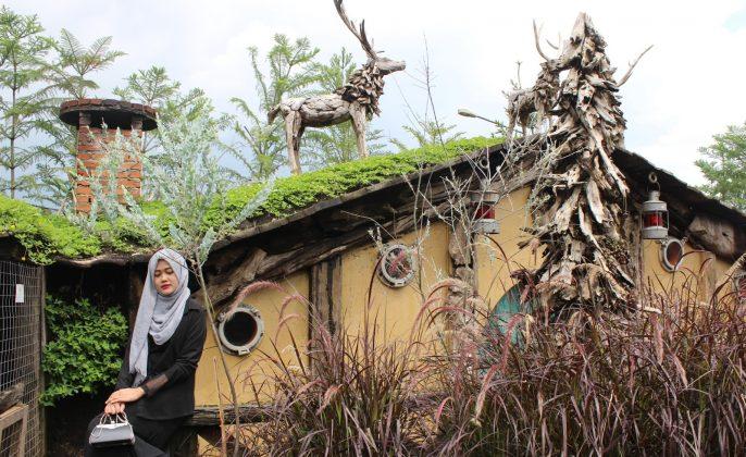 Destinasi Wisata Farmhouse Lembang