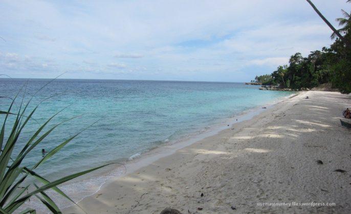 destinasi wisata sabang aceh pantai tiga sumur