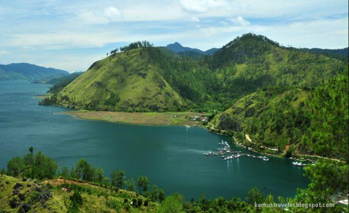 tempat wisata aceh danau aneuk laot
