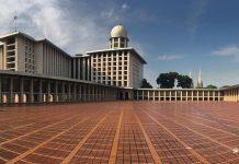 tempat wisata di jakarta masjid istiqlal