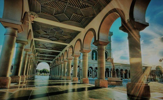 Masjid Islamic Center Tempat wisata Samarinda