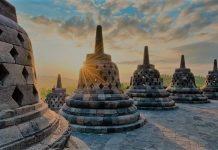 Tempat Wisata Candi Borobudur Indonesia