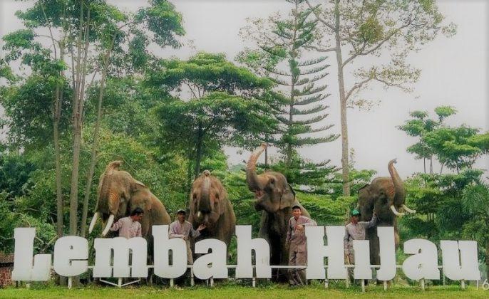 Tempat Wisata di Samarinda Taman Rekreasi Lembah Hijau