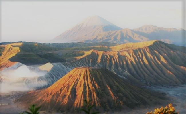 Wisata Gunung Bromo di Indonesia