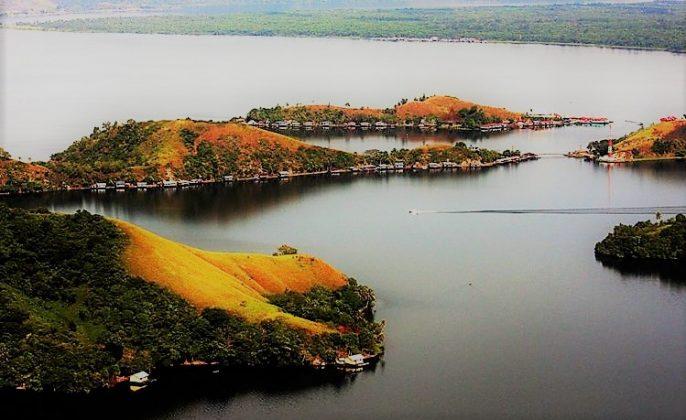 Wisata di Papua Pulau Rumberpon