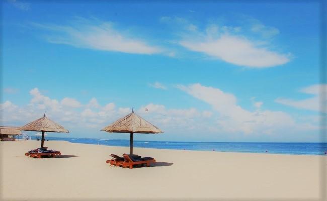 Nusa Dua Wisata pantai di Bali yang di sukai Bule
