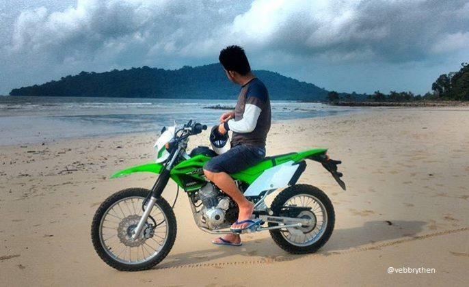 tempat wisata bangka belitung pantai bembang
