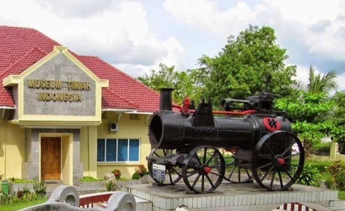 tempat wisata di bangka belitung museum timah indonesia
