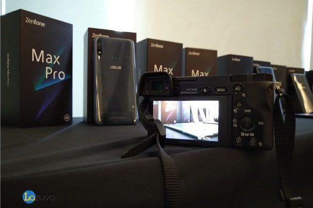 hasil foto asus zenfone max pro m2 indoor