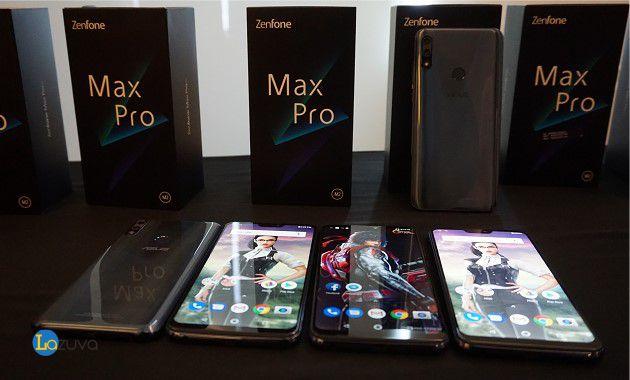 spesifikasi asus zenfone max pro m2 1