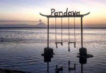 wisata pantai pandawa bali