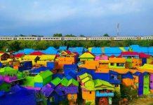 wisata kampung warna warni malang