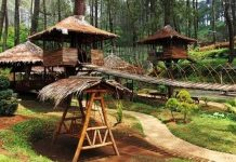 wisata Grafika Cikole Lembang bandung