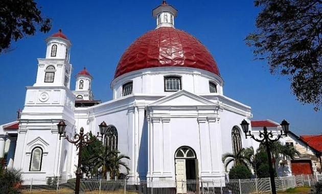 gereja blenduk wisata semarang