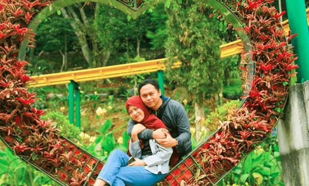 wisata taman bunga selecta - @puspafauzi