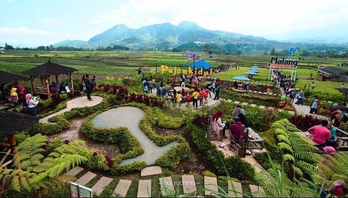 wisata romantis di Malang 1