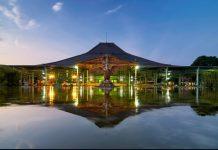 Pura Mangkunegaran Wisata Solo Dekat Stasiun