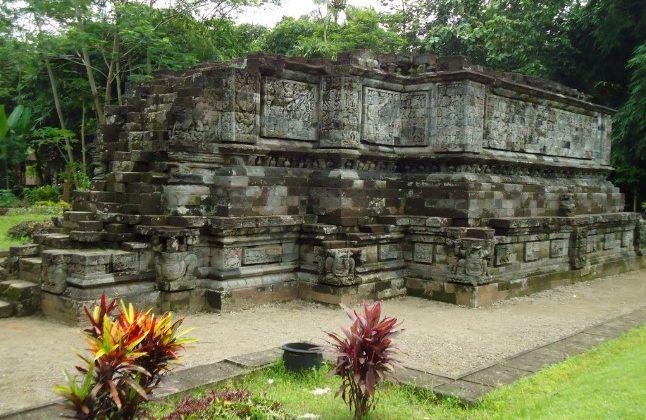 Candi Surowono Peninggalan Majapahit