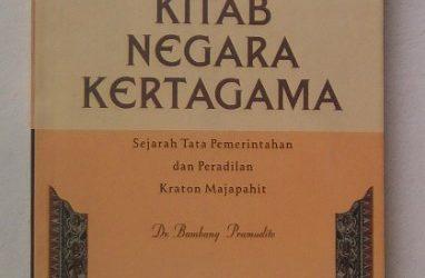 karya sastra peninggalan kerajaan majapahit kitab negarakertagama