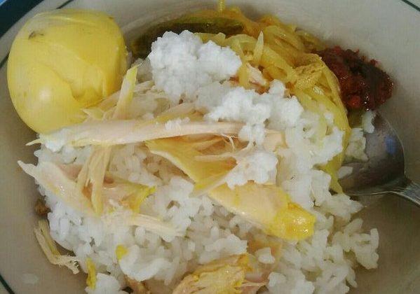 kuliner solo dekat stasiun balapan Nasi Liwet Bu Tini