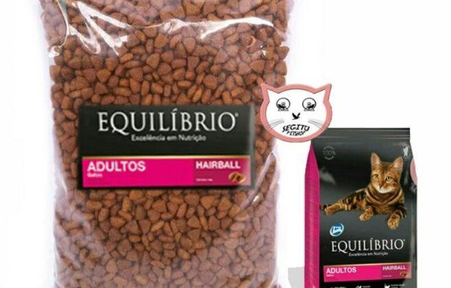 makanan kucing Equlibrio