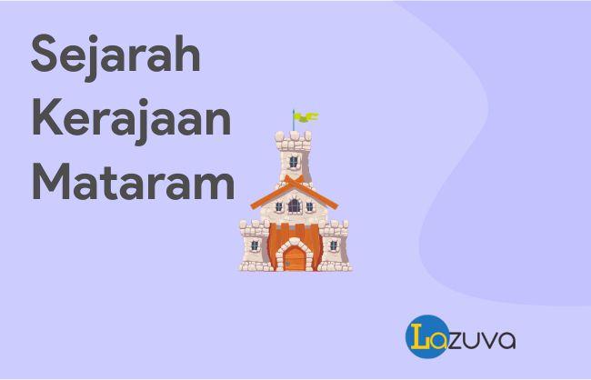 sejarah kerajaan mataram