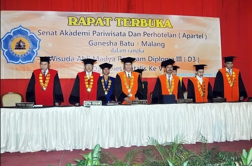 APARTEL (Akademi pariwisata dan perhotelan) Ganesha Malang