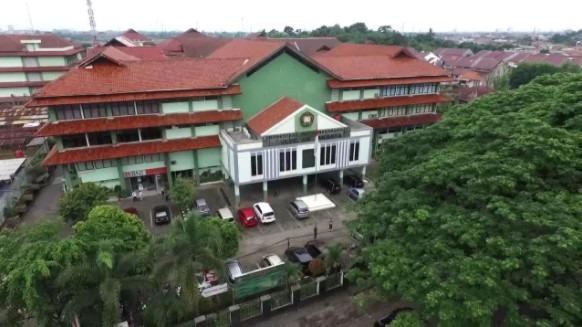 UPN Veteran Jakarta Universitas Negeri Di Jakarta Terbaik