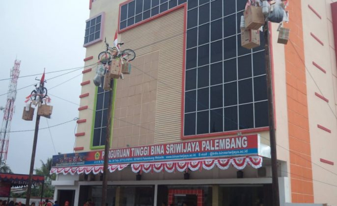 tempat kuliah perhotelan di palembang