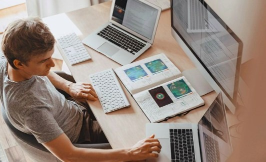 peluang usaha sampingan modal kecil jasa pembuatan website