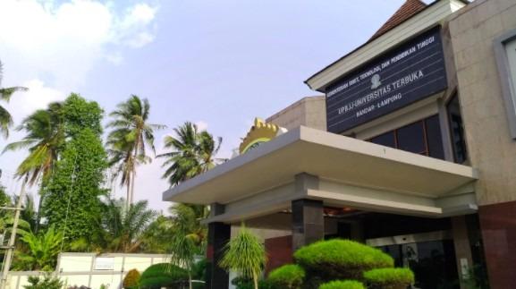 UPBJJ UT Bandar Lampung