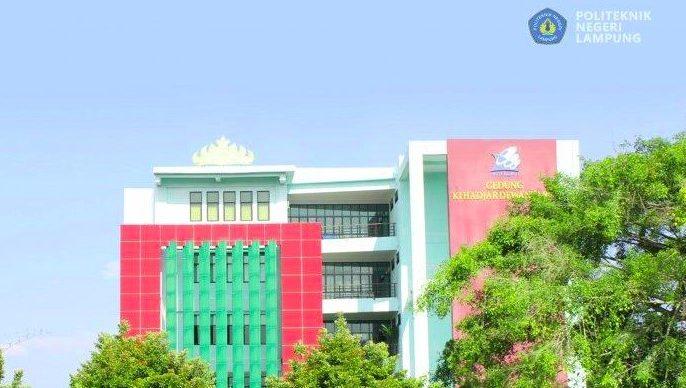 daftar kampus di bandar lampung politeknik negeri