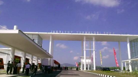 institut teknologi sumatera kampus di bandar lampung