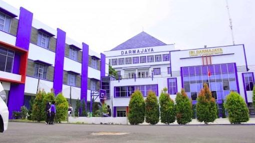 kampus IBI darmajaya bandar lampung